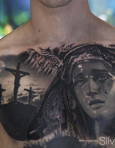 Silvano Fiato Madonna 1