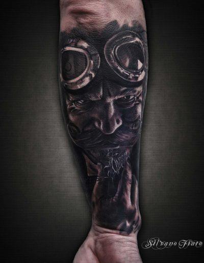 Silvano Fiato realistic tattoos1