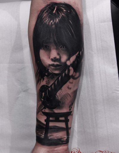 Silvano fiato japan tattoo