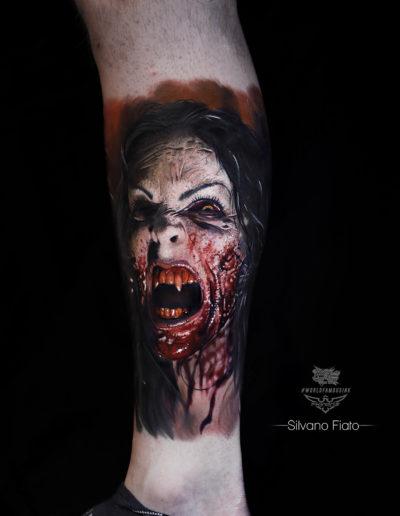 Vampira Signed web site Silvano Fiato