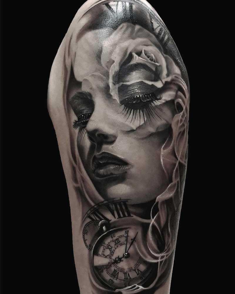 cb97b11ea Eternal Tattoo Studio Italy, Genova - Silvano Fiato
