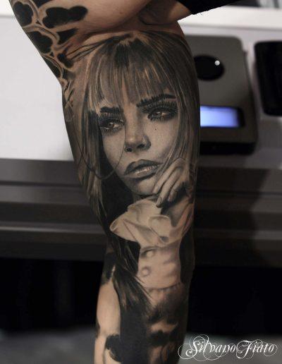silvano fiato cara delevingne tattoo