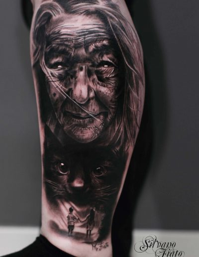 silvano fiato hansel and gretel tattoo