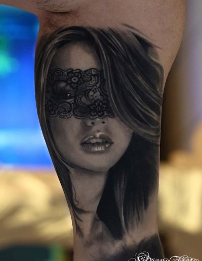 silvano fiato tattoo realistici portrait ink copia