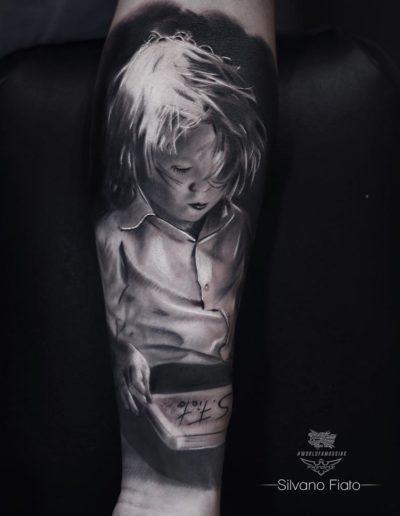 silvano-bambino-child